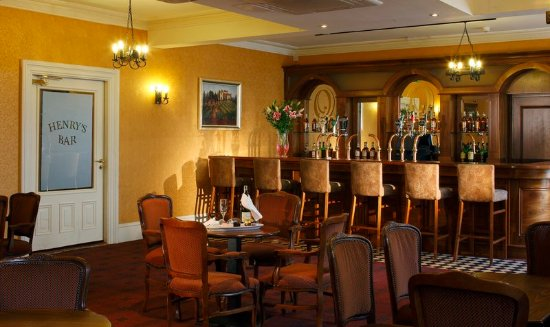Ballincollig, Ireland: Bar/Lounge