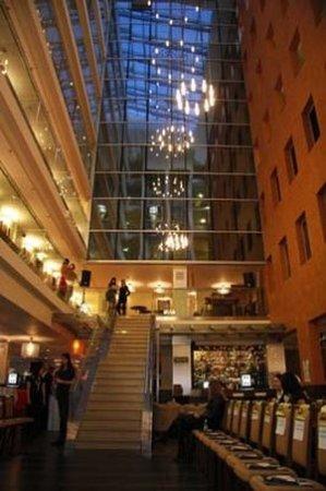 Hotel Avalon : Lobby