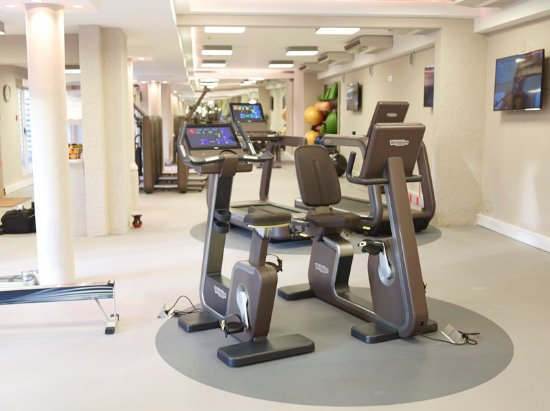 LUX* Belle Mare: Health club