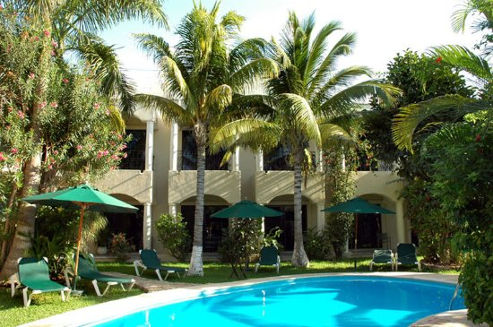 Hacienda Paradise Boutique Hotel by Xperience Hotels: Pool
