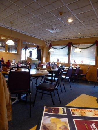 Osseo, WI: Restaurant - Interior