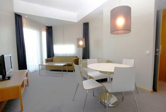 The Boelgen & Moi Hotel Utsikten: Suite