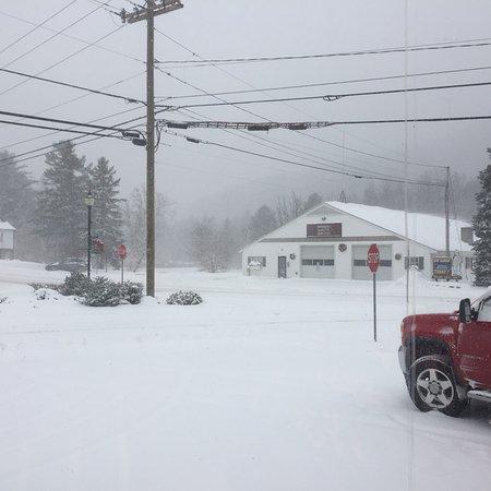 Newbury, New Hampshire: Nordic Skater