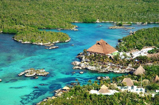 Xel-Ha Park From Cancun and Riviera...