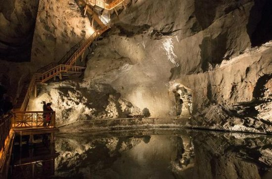 Wieliczka Salt Mine Guided Tour in...