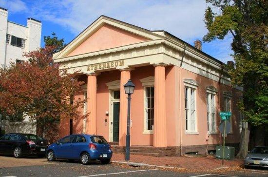 旧市街アレクサンドリアウォークツアーの私的な歴史