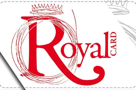 ROYAL CARD sans transports publics...