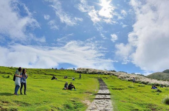 Hike Through Beautiful Landscapes In Taiwan's Capital City (3 people...