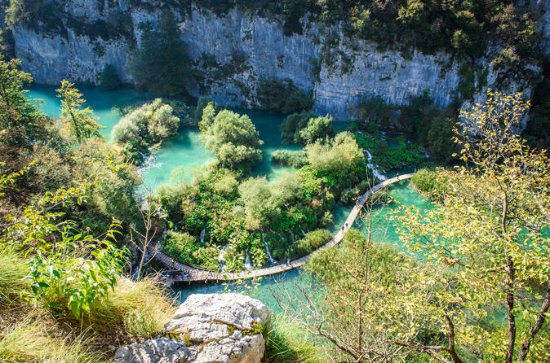 Split Super Saver: Plitvice Lakes Day...