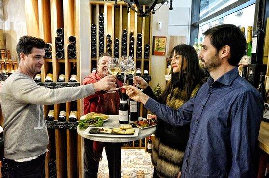 Degustación de vinos auténticos de...