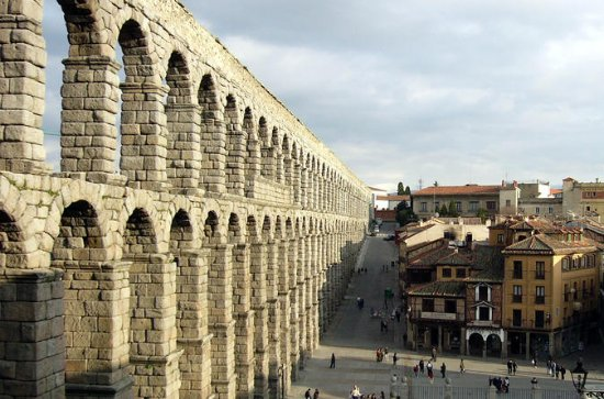 Day Trip to the Ancient City of Segovia...