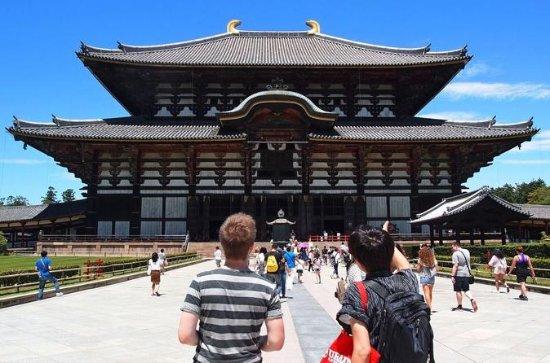 Il tour culturale di Essence of Nara
