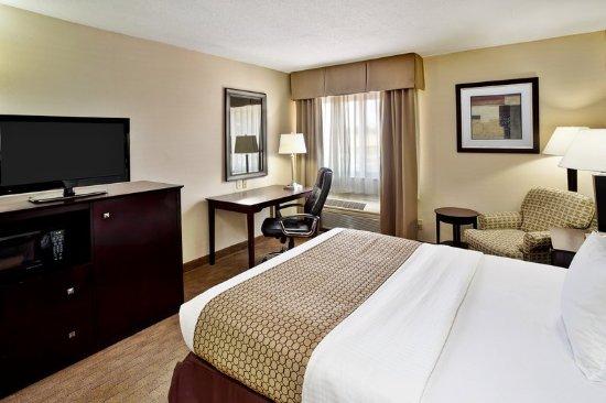 Frankfort, IN: Guest room