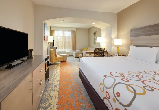 Andrews, TX: Guest room