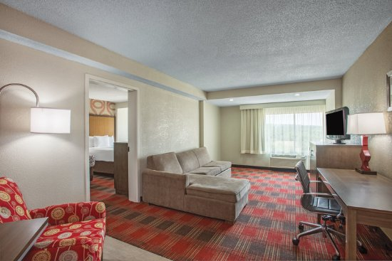 Capitol Heights, Maryland: Suite