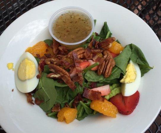 Bradden's Restaurant: Spinach Salad