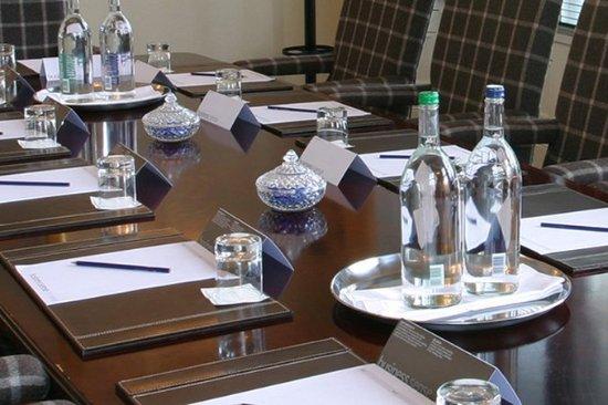 Scotland's Hotel & Leisure Club: Meeting room