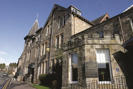 Scotland's Hotel & Leisure Club: Exterior