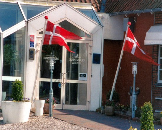 Horning, Danimarca: Exterior