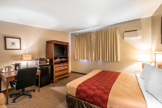 Yakima, واشنطن: Guest room