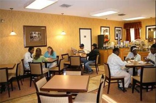 Econo Lodge Columbus: Meeting room