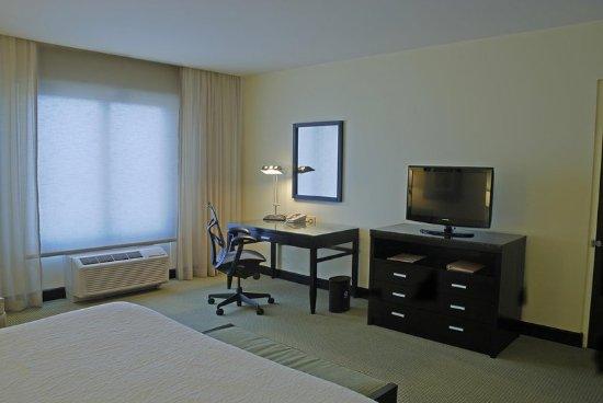هيلتون جاردن إن ليبيريا إيربورت: Guest room