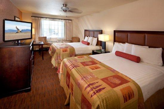 Williams, CA: Guest room