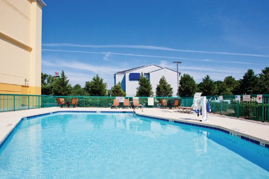 Pool picture of la quinta inn suites florence for Pool show florence sc