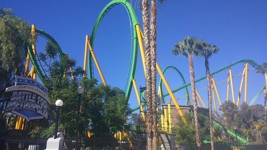 Six Flags Magic Mountain 이미지