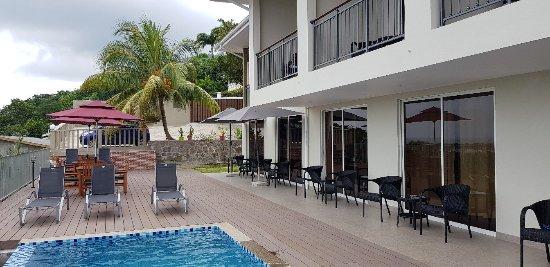the ridge residence les seychelles le de mah voir les tarifs et avis chambre d 39 h tes. Black Bedroom Furniture Sets. Home Design Ideas