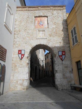 porta Burgi, San Gemini