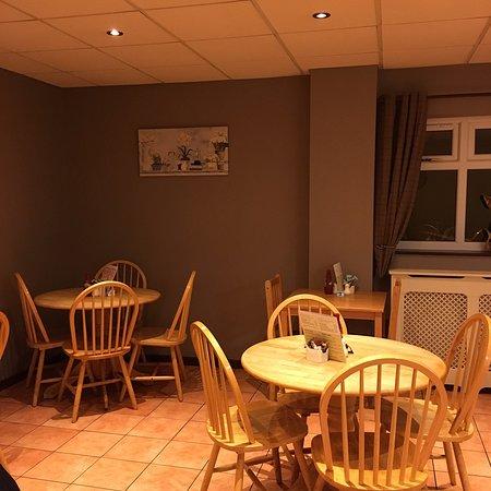 Windmill Coffee Shop: New decor