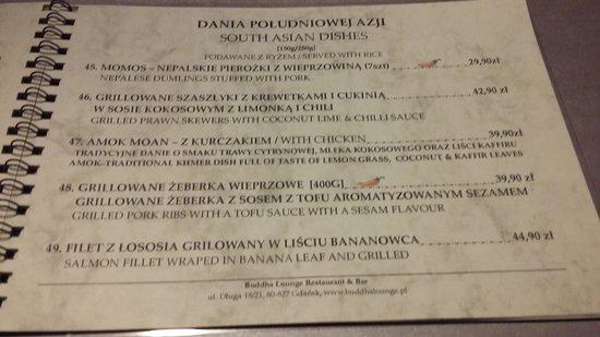 fragment menu