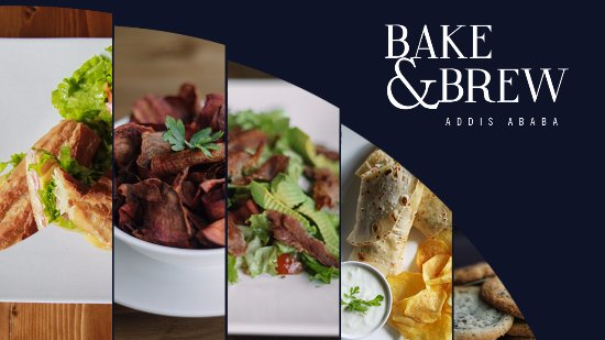 Bake & Brew: Come through and experience Bake & Brew