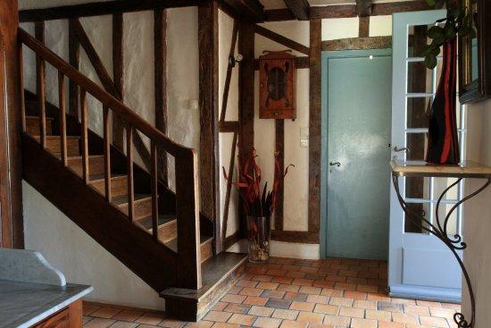 Thorigne d'Anjou, France: entrée