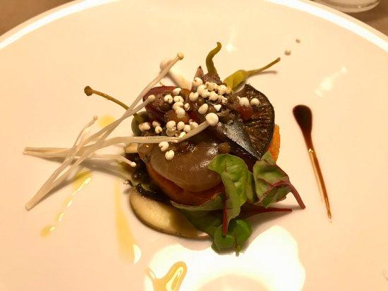 Damasqueros : One of six fabulous dishes!