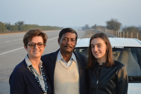 Mahendra Travel: noi con RAM