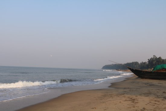Malvan, India: Talashil Beach