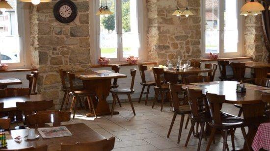 Les Breuleux, restaurant de la Balance