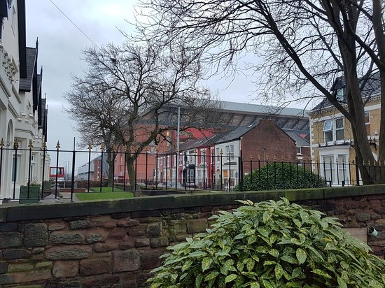 The Anfield B&B: 20180112_161507_large.jpg