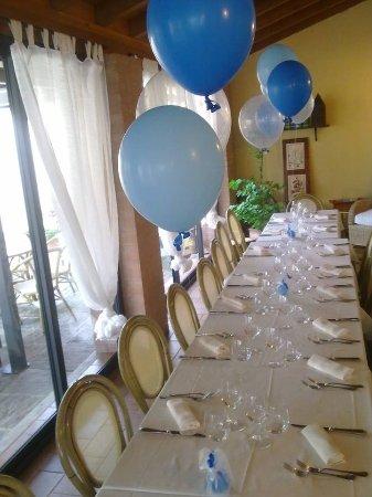 Villarasca, Italia: Compleanno alle Corti