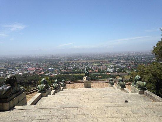 Rondebosch, South Africa: Wonderful view