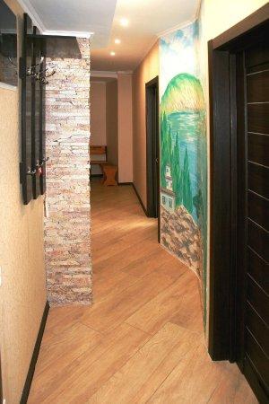 Hurzuf: 2-х комнатные апартаменты Юг