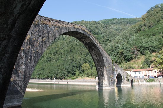 Borgo a Mozzano, Italy: ponte 3