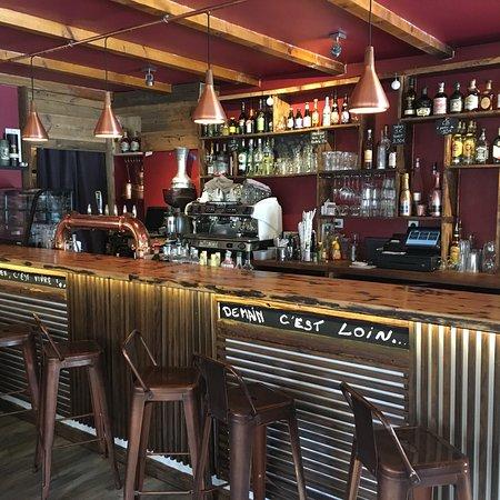 Le Monetier-les-Bains, Francia: Bar L'Alpen