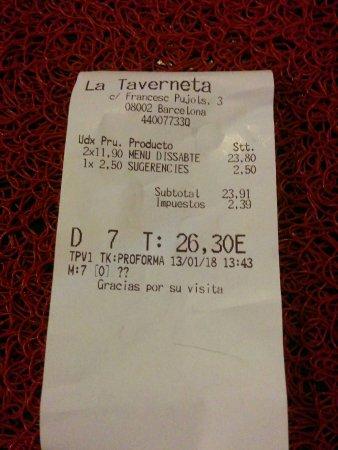 La Taverneta : TA_IMG_20180113_142521_large.jpg