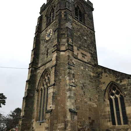 Bainton, UK: St. Andrews Church