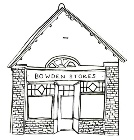 Bowden Stores, in Great Bowden