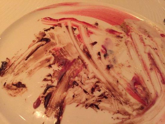 Aureole: Dessert