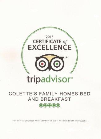 Landsmeer, Hollanda: Certificate of excellence 2016